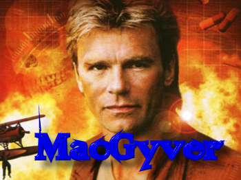 This is MacGyver