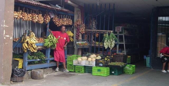 Costa Rica - Open Markets and Mom - Pop Stores