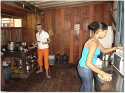 Communities in Costa Rica have their own distinct cooking