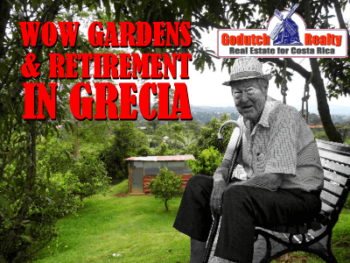 retirement in Grecia