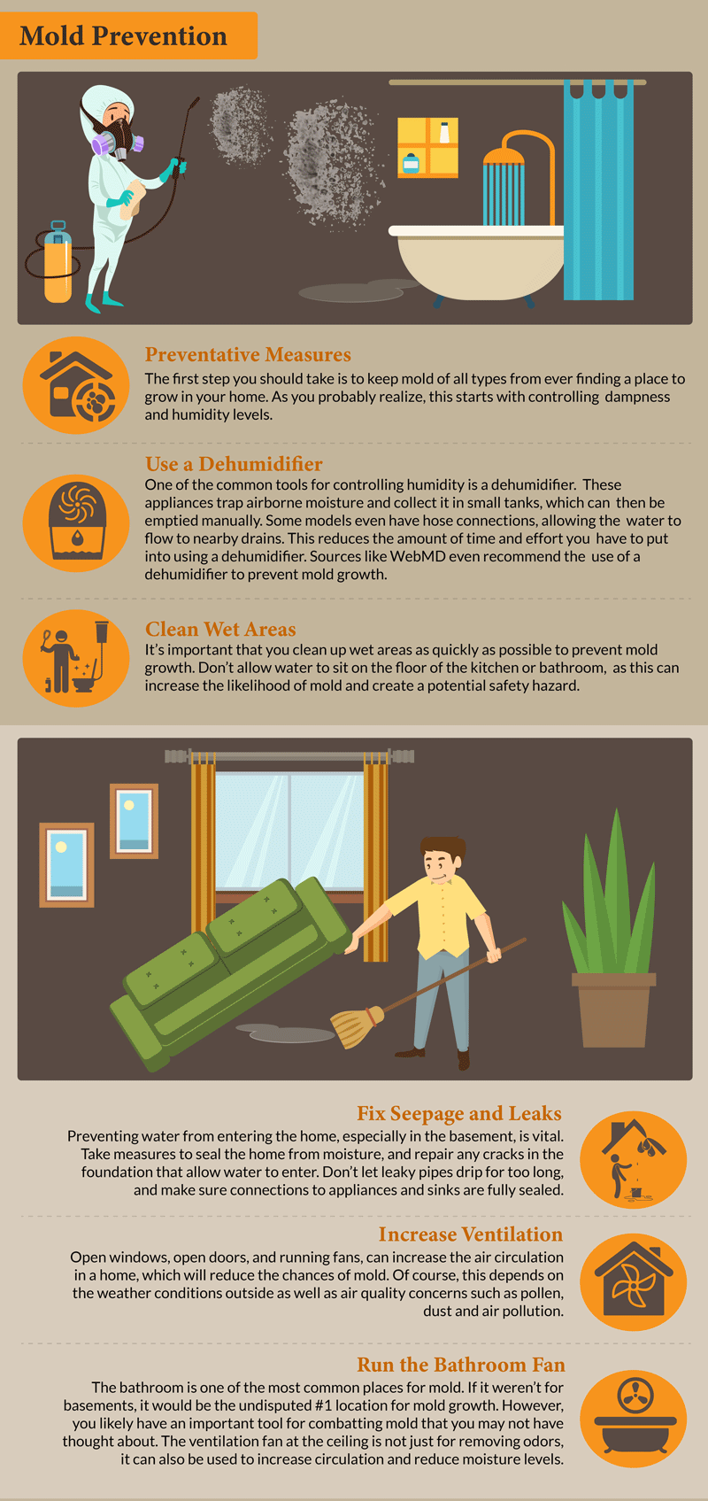 Most Common Forms of Household Mold - pic 4