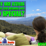 What is so special about Atenas valley view building lots?